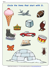 Objects Start with Letter U http://members.learningplanet.com/ws/abc ...